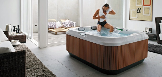 jacuzzi j 315 hot tub price specifications and features. Black Bedroom Furniture Sets. Home Design Ideas