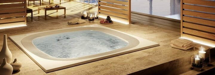 enjoy base jacuzzi